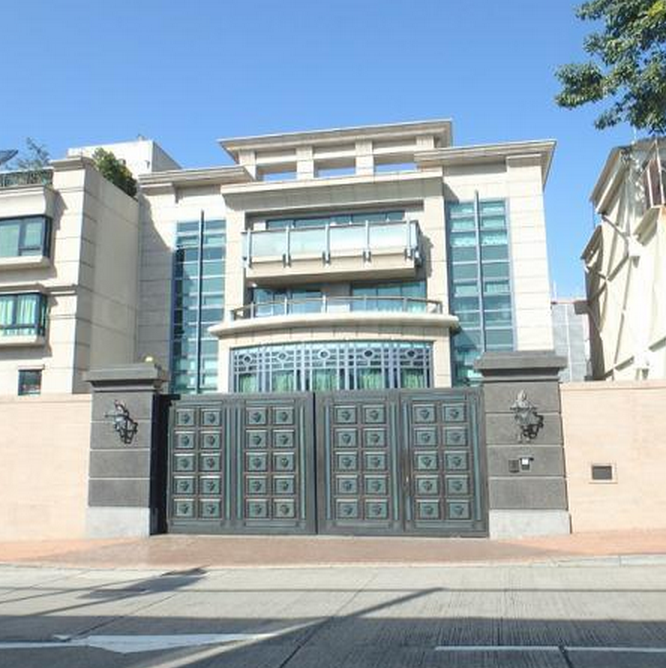 $72 Million Hong Kong Mansion