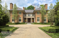 $5.495 Million Brick Home In Lake Forest, IL