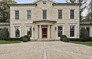 $4.1 Million English Cotswold Manor Home In Atlanta, GA