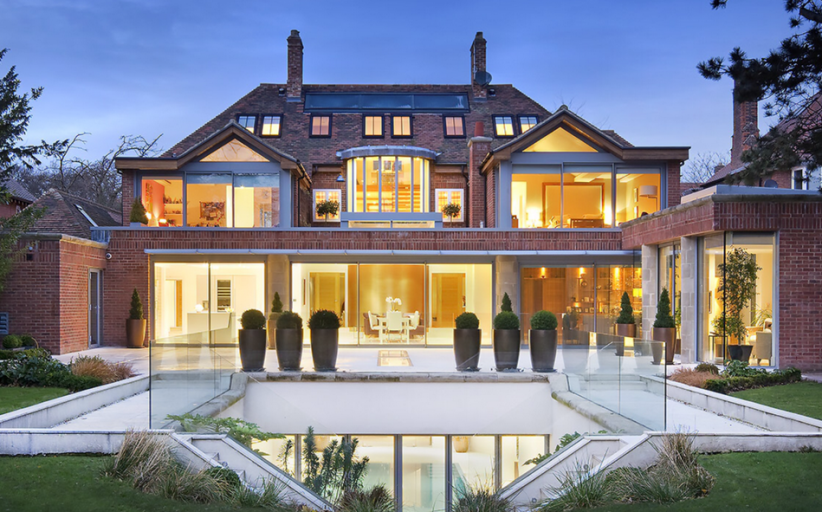 £4.5 Million Mansion In Newcastle Upon Tyne, England