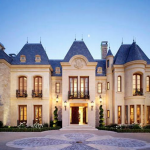 French Chateau #1