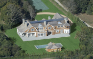 $18.5 Million Newly Built Shingle Style Mansion In Bridgehampton, NY
