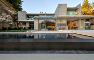 $16.8 Million Concrete Waterfront Home In West Vancouver, Canada