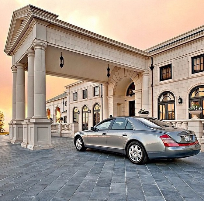 Mansions & Cars   Homes of the Rich