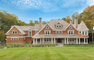 $5.995 Million Newly Built Shingle Style Mansion In Greenwich, CT