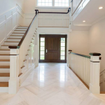 Foyer w/ Staircases