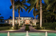 $14 Million 14,000 Square Foot Beachfront Estate In Captiva, FL