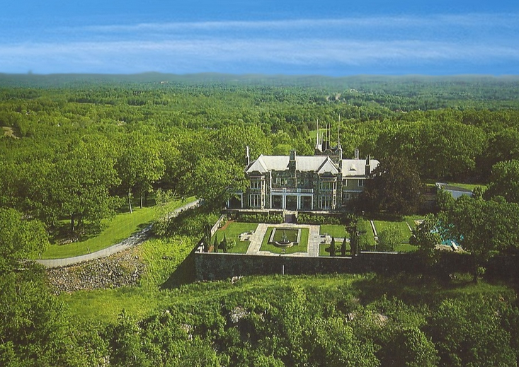 $20 Million Gothic Revival Mansion In Mount Kisco, NY