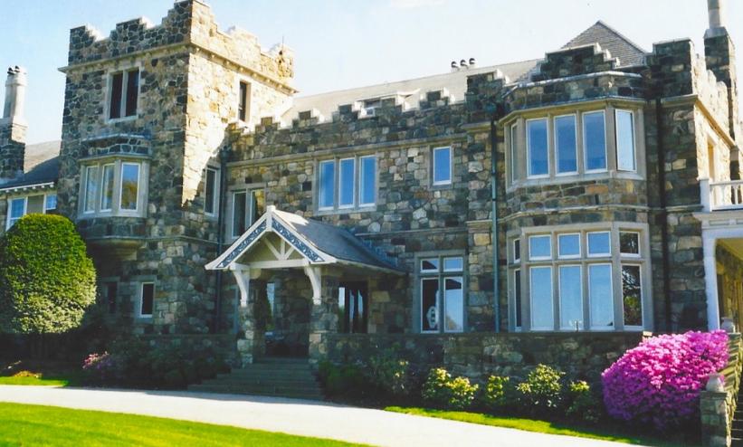 20 Million Gothic Revival Mansion In Mount Kisco Ny