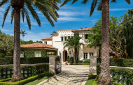 $14.9 Million Waterfront Mediterranean Home In Palm Beach, FL