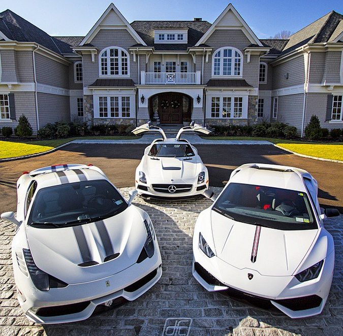 Mansions Amp Cars Homes Of The Rich The 1 Real Estate Blog