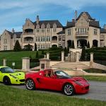 Mansion & Cars