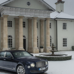 Mansion & Car