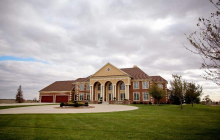 12,000 Square Foot Brick Mansion In Waterloo, IA For Under $2 Million