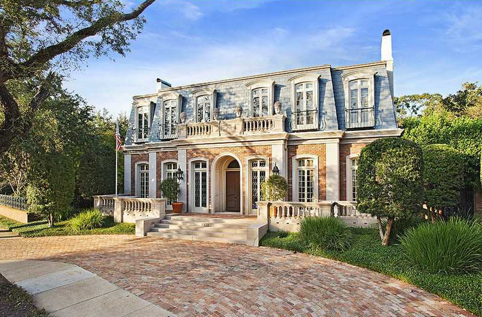 3 4 Million 10 000 Square Foot French Provincial Brick