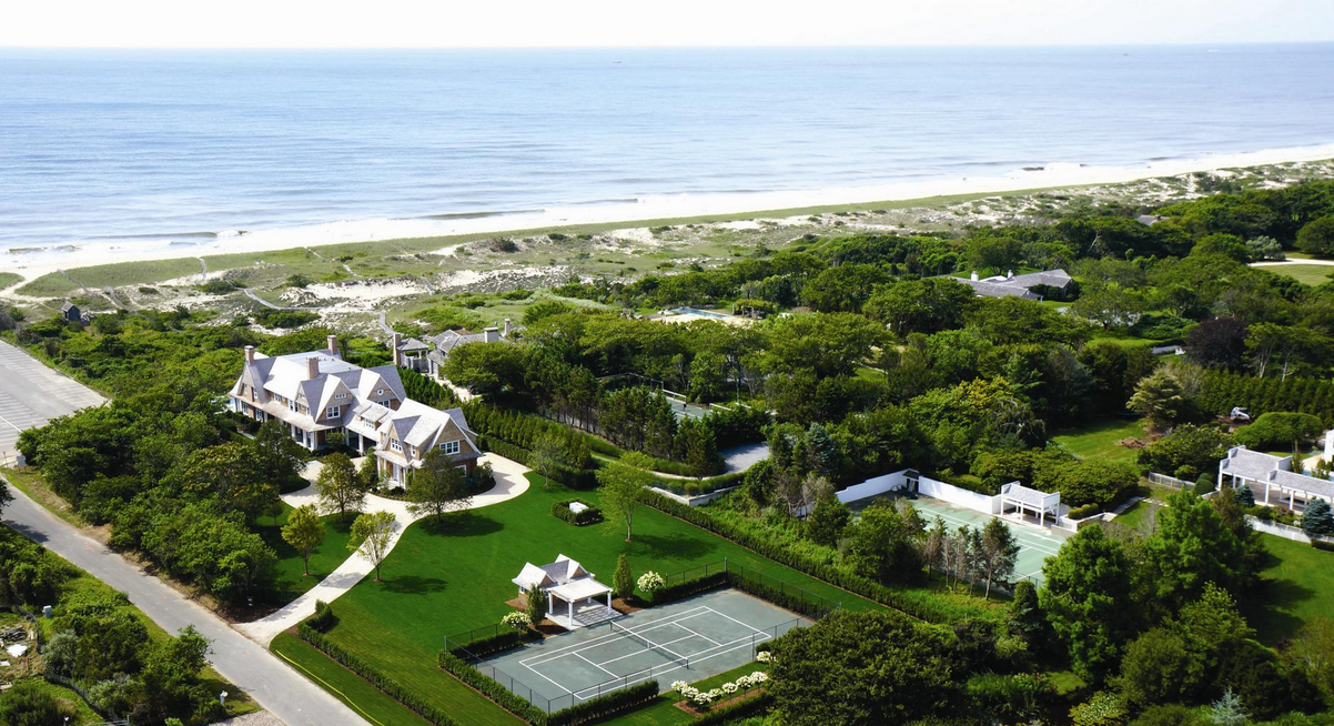 $39.5 Million Oceanfront Estate In East Hampton, NY