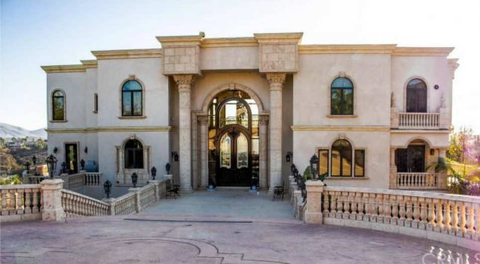 3 9 million 10 000 square foot mansion in la mesa ca for 10000 square feet building