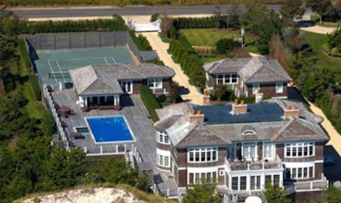 $24.9 Million Newly Listed Oceanfront Estate In East Quogue, NY