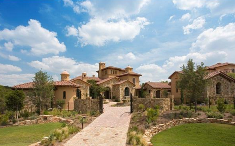 $4.9 Million 10,000 Square Foot Newly Listed Mansion In Austin, TX