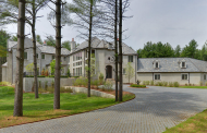 $2.75 Million 12,000 Square Foot Mansion In Summit, Wi