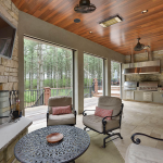 Covered Patio w/ BBQ