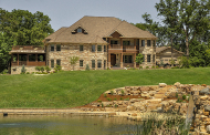 $4.5 Million 16,500 Square Foot Brick & Stone Mansion In Marseilles, IL