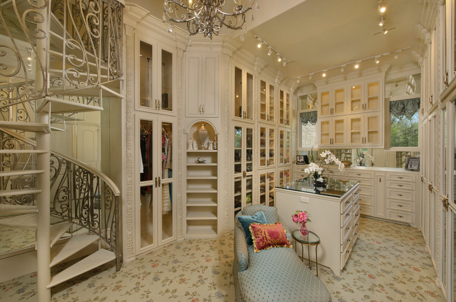Closets Homes Of The Rich