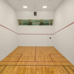 Indoo Racquetball Court