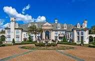 Lavish French Chateau In Flower Mound, TX For Under $2 Million!