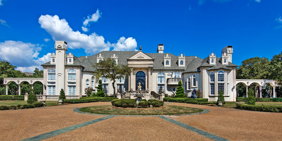 Lavish French Chateau In Flower Mound Tx For Under 2