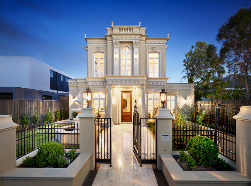 Beautiful Newly Built Home In Victoria Australia Homes