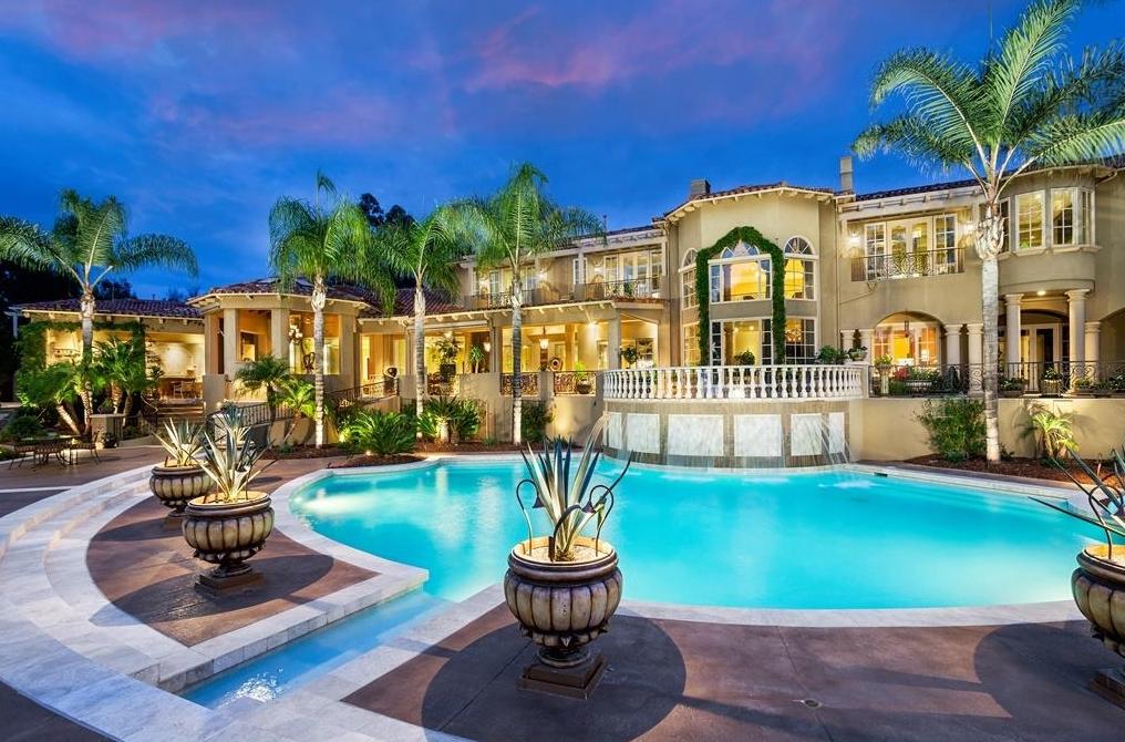 10 5 Million 14 800 Square Foot Estate In Rancho Santa Fe