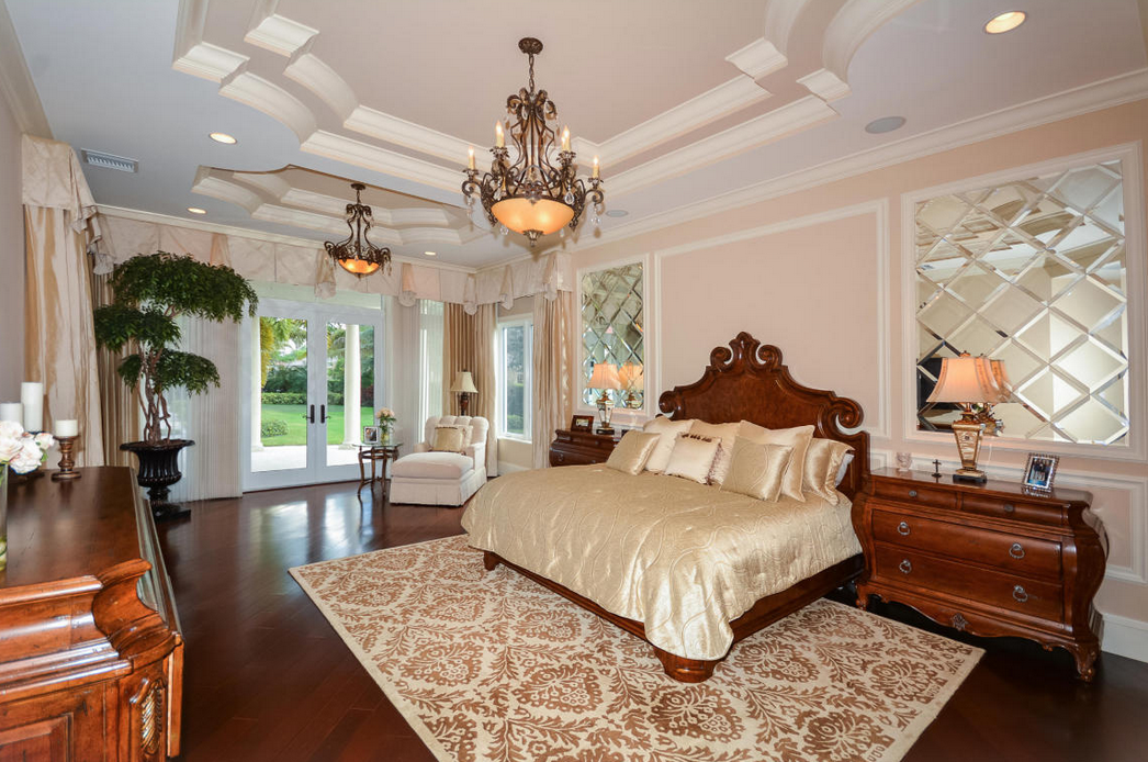 12 000 Square Foot Newly Listed Mansion In Parkland Fl