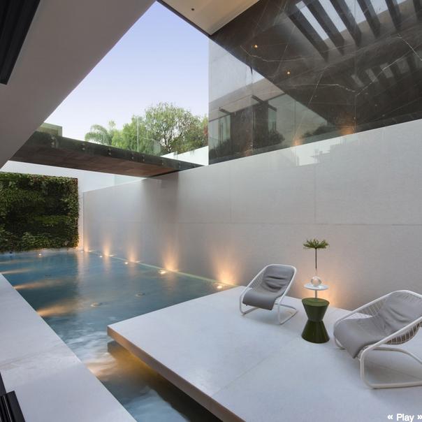 Modern Homes Los Angeles California: $32 Million Newly Built Modern Home In Los Angeles, CA