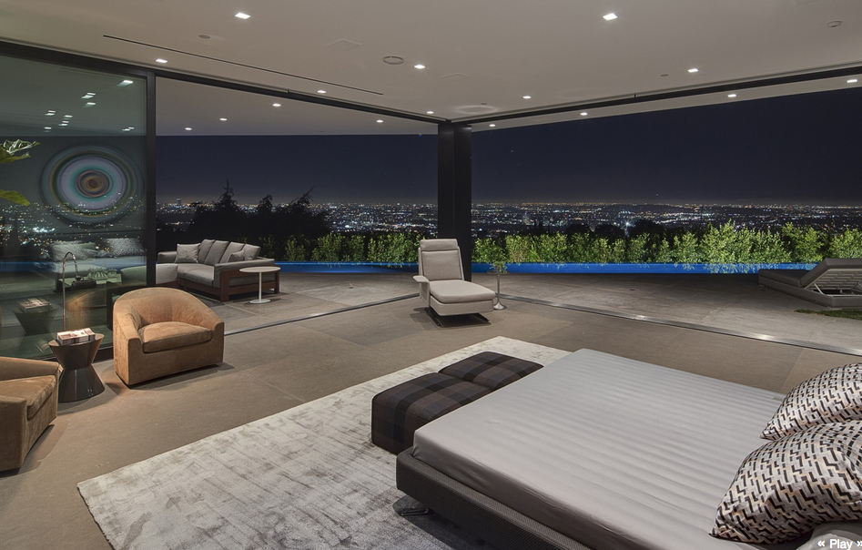$32 Million Newly Built Modern Home In Los Angeles, CA ...