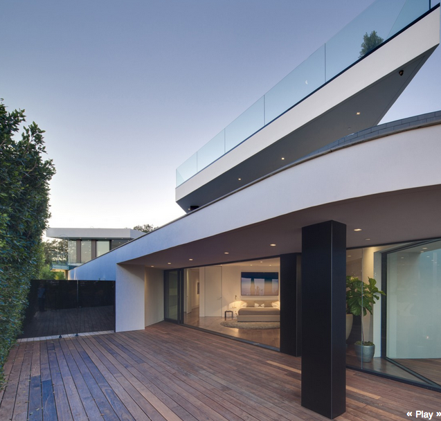 Los Angeles California Rich Houses: $32 Million Newly Built Modern Home In Los Angeles, CA
