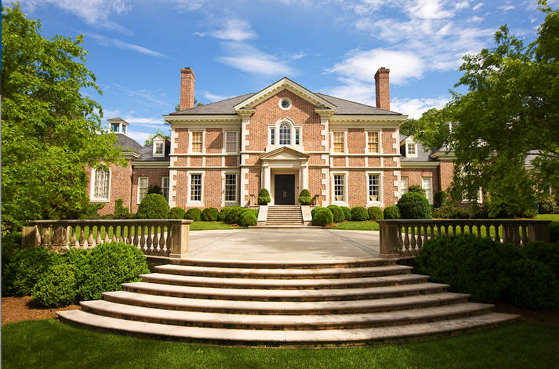Mansions By Style