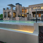 Contemporary/Modern Mansion