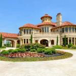 Mediterranean Mansion