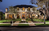 $3.8 Million Newly Built French Inspired Home In Arcadia, CA