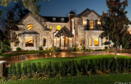 $5.8 Million Newly Built French Country Inspired Mansion In Arcadia, CA