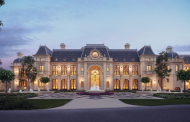Stunning French Chateau Design From CG Rendering