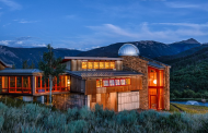 10,000 Square Foot Contemporary Mountaintop Mansion In Edwards, CO