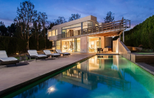 $19.95 Million Newly Listed Contemporary Home In Malibu, CA