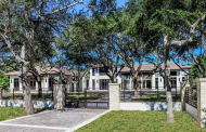$9.2 Million Newly Built 20,000 Square Foot Mansion In Pinecrest, FL