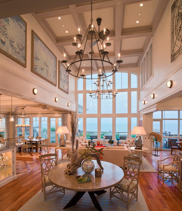 Beautiful Story Dining Rooms Homes The Rich