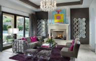 A Look At 20 Chic & Eclectic Living Rooms