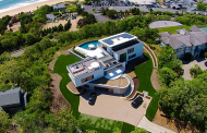 $13.95 Million Newly Built Modern Home In Montauk, NY