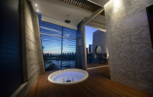 A Look At 20 Sunken Bathtubs
