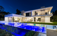$35 Million Newly Built Contemporary Mansion In Beverly Hills, CA